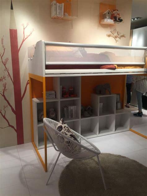 deco chambre original lit enfant original pour une chambre de fille et de garçon