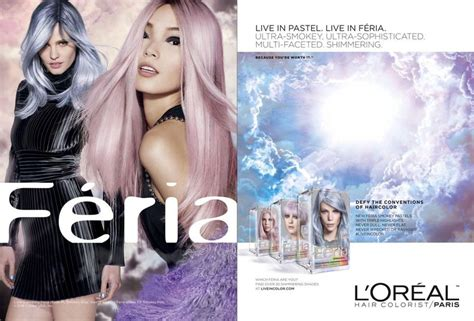 Feria Smokey Pastel Hair Color Tv Commercial New