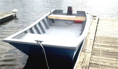 Boat Plans Garvey by Spira International Inc Wye River Garvey Power Dory Plans