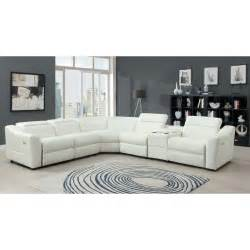 reclining leather sofa 13 white leather power recliner