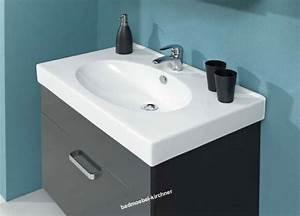 Wc Papierhalter Stehend : mainz 03 spiegelschrank keramikwaschtisch 80 cm badm bel kirchner ~ Whattoseeinmadrid.com Haus und Dekorationen