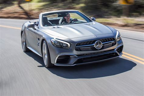 Mercedes Sl65 by Mercedes Amg Sl65 2016 Review By Car Magazine