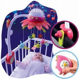 Baby Mobile Mit Musik Und Licht : smoby cotoons musik mobile flower mit deckenprojektor pink ~ Michelbontemps.com Haus und Dekorationen