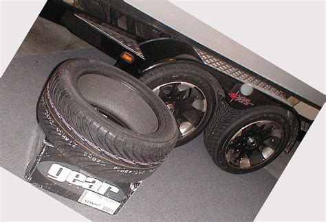 Boat Trailer Wheels by Tires And Rims Boat Trailer Tires And Rims