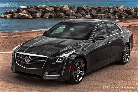 2014 Cadillac Cts Vsport Test Drive