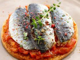 comment cuisiner des filets de sardines recette sardine comme une pizza cuisine facile
