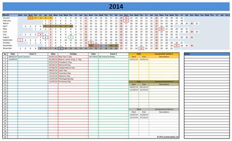 excel calendar templates commercewordpress