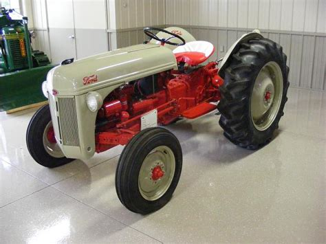 ford jubilee tractor paint code