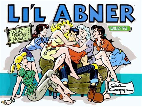Li'l Abner Volume 27 Sc By Al Capp (1961