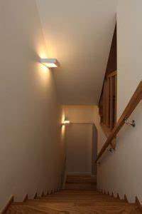 Lampen Für Treppenhaus : ideen zur wandbeleuchtung kreatives licht f r w nde ~ Markanthonyermac.com Haus und Dekorationen