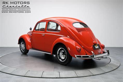 134106 1956 Volkswagen Type 1 Beetle