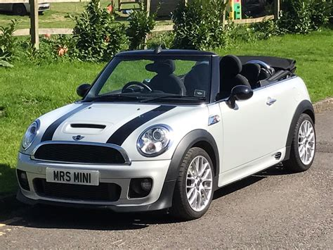Anne Has Chosen This 2012 Mini Cooper S Convertible In