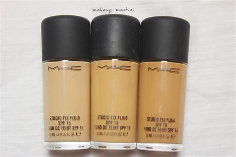 mac liquid foundation nc nc nc makeup martini
