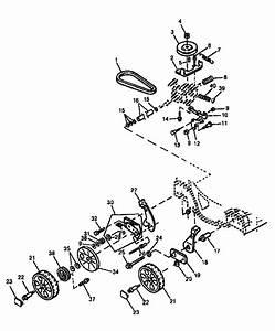 Wheels  U0026 Transaxle Mtg Hdw  14ss  Diagram  U0026 Parts List For