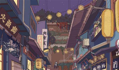 aesthetic japanese laptop backgrounds