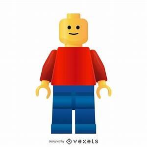 Lego Man Vector - Vector download