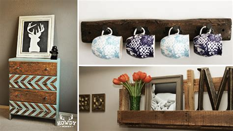 15 Awesome Diy Rustic Home Decor Projects To Build In Your