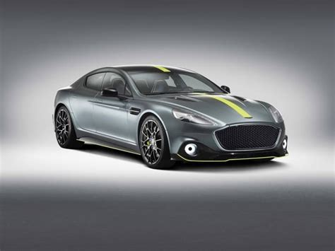 Aston Martin Rapide Amr Gets Official