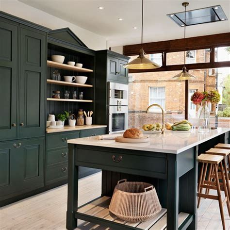green paint kitchen ideas decorating ideas painted kitchens ideas for home 4036