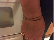 Tatouage Bracelet Poignet Avec Prenom Tatouage Prnom Date Infini