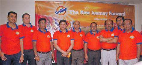 ovaltine campaign partex star group corporate