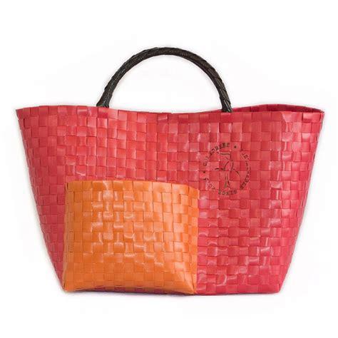 Sonnenschutztextil Aus Recyceltem Kunststoff by Colibries Einkaufskorb Einkaufstasche Tasche Bag Aus 100