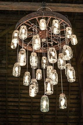 How To Make Your Own Chandelier by Make Your Own Chandelier Lovetoknow