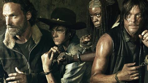 5 Teases For The Walking Dead