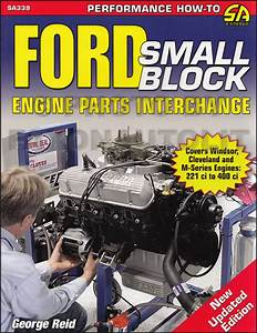 How To Rebuild The Small 260  289  302  5 0l