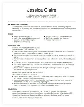 Resume Builder Free by Free Resume Builder Prutselhuis Nl