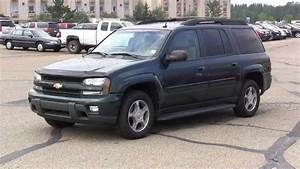 2005 Chevrolet Trailblazer Ext Ls 4 By 4