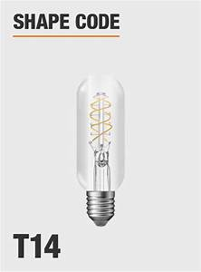 Feit Electric 25w Equivalent Soft White T14 Dimmable Led Antique Edison Spiral Clear Glass