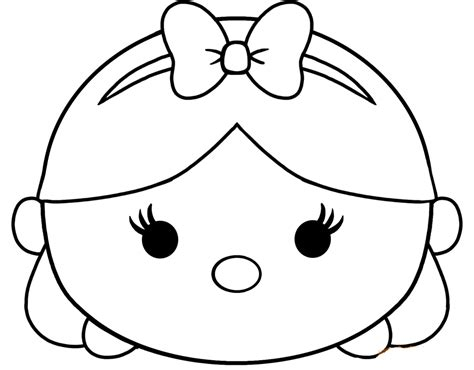 disney tsum tsum coloring coloring pages projects