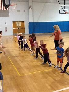 Preschool in Physical Education Class   St. Gregory the ...