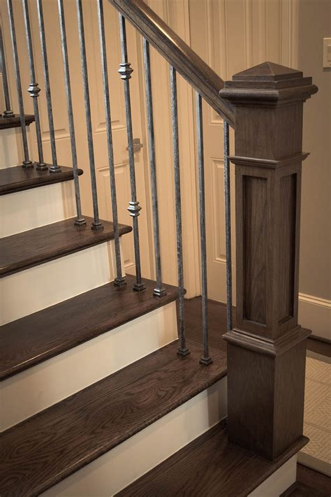 Craftsman Staircase Design Artistic Stairs