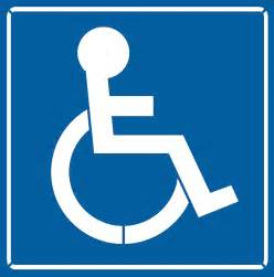 Handicap Wheelchair Sign