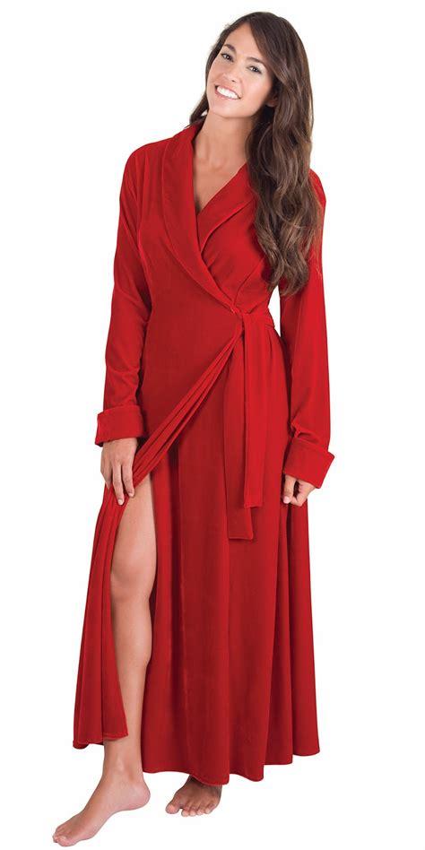robe de chambre velours femme robe de chambre longue femme velours