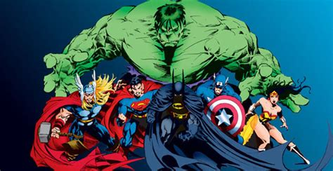 dc marvel movies  hit theaters