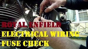 How To Check Electric Wiring Problems In All Bullets