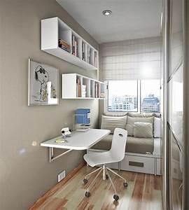 Smart Home Einrichten : muebles para habitaciones peque as im genes y fotos ~ Frokenaadalensverden.com Haus und Dekorationen