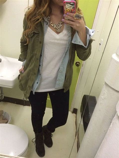 style tips    wear military  utility jackets