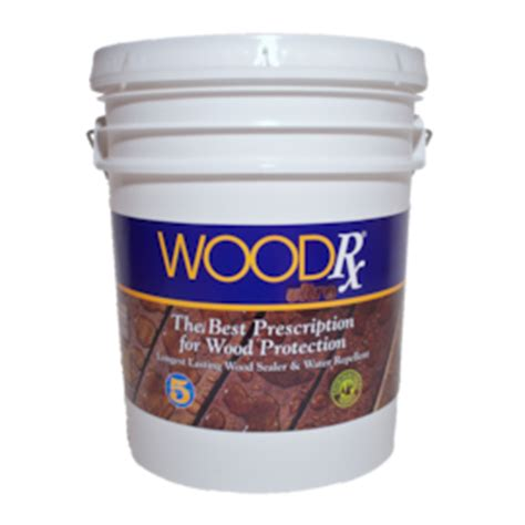 woodrx ultra transparent sealer stain  gallon