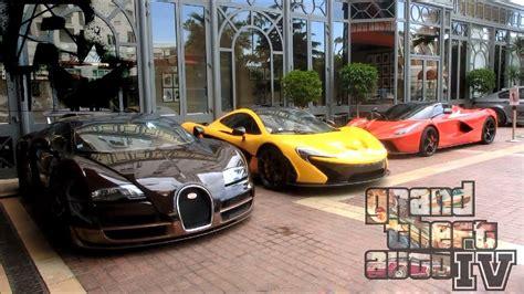 Gta 4 Best Cars Shop