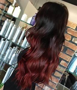 Ombré Hair Auburn : 60 best ombre hair color ideas for blond brown red and black hair ~ Dode.kayakingforconservation.com Idées de Décoration