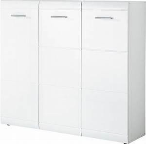 Schuhschrank Mit Türen : germania schuhschrank adana breite 134 cm mit 3 t ren online kaufen otto ~ Indierocktalk.com Haus und Dekorationen