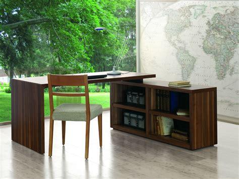 bibliotheque bureau bureau avec bibliothèque en bois brin d 39 ouest