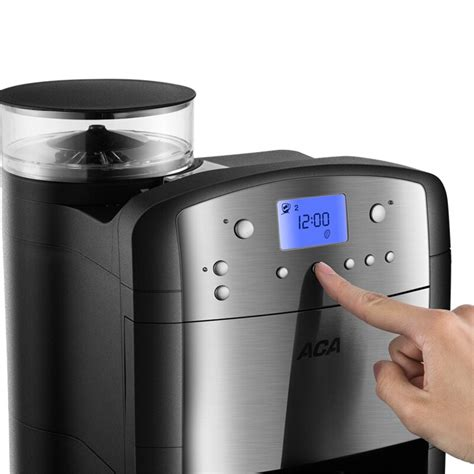 They are using an advanced soundless motor that works great and the espresso bean grinder is amazingly quick. Automatic Coffee Maker Machine With Bean Grinder American Espresso Coffee and TEA, Coffee Tools ...