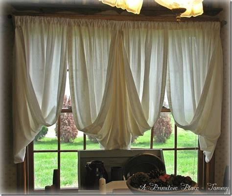 Primitive Living Room Curtains by 1000 Ideas About Primitive Curtains On