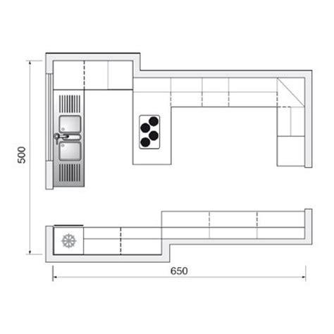 programme cuisine plus salon cuisine 30m2 cuisine en image