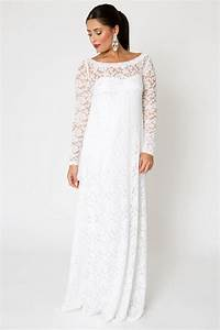 wedding dress empire waist long sleeve high cut wedding With long sleeve empire waist wedding dress